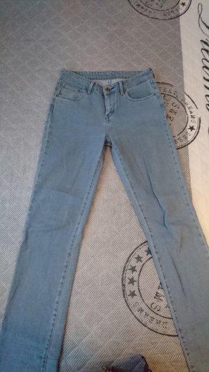 Levis Jeans hellblau boyfriend
