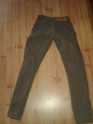 levis Jeans in graubraun kaum getragen gut erhalten.