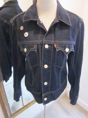 Levis Jeans Jacke dunkelblau Gr L