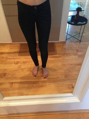 Levis jeans legging leggins hose skinny slim high waist midreiswaist
