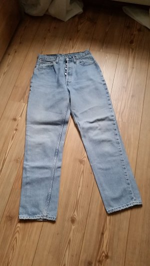 Levis Jeans / Levi's Damen / Gr. W31 L32 / Denim / Kopfleiste