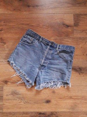 Levis Jeans Shorts blau Gr. 31