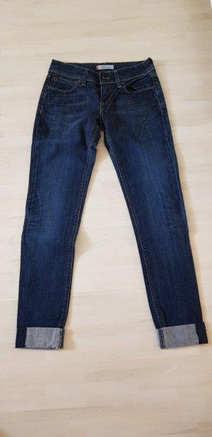 Levi's Jeans slim bleu coton