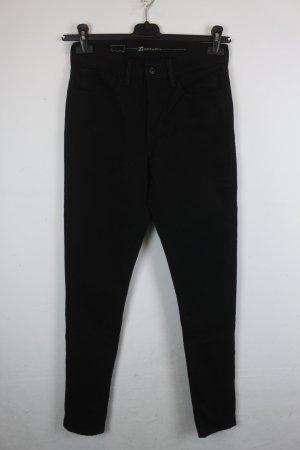 Levis Jeans Slim Fit Gr. 27 schwarz (18/6/123)