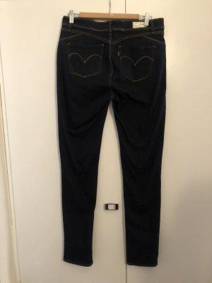 Levi's Jeans cigarette bleu