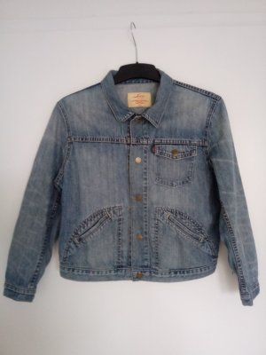 Levi's Veste en jean bleu pâle-bleu