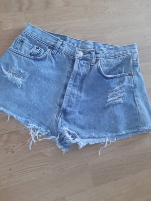 levis jeansshort destroyed