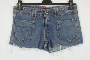 Levi's Short en jean bleu coton