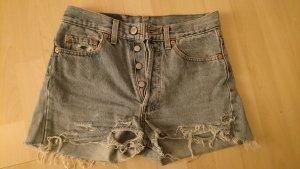 Levi's Denim Shorts light blue