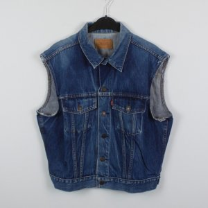 Levi's Denim Vest blue