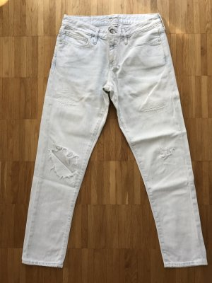 Levis Made & Crafted Boyfriend Jeans Destroyed