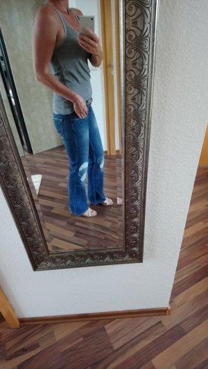 Levis Musterteil limitierte Jeans