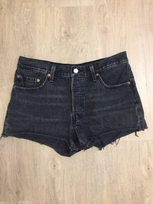 Levis - Short - kurze Hose - Schwarz - Größe W29 - guter Zustand