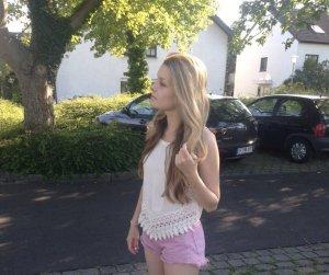 Levis shorts 38 Nieten rosa Vintage W30