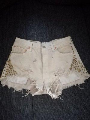 Levi's Denim Shorts oatmeal