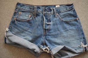 Levi's High-Waist-Shorts multicolored