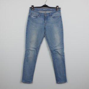 Levi's Skinny jeans lichtblauw Katoen