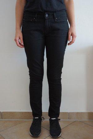 Levis Slight Curve Modern Rise Skinny schwarz W29 L30