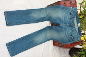Levi's Pantalone cinque tasche blu acciaio
