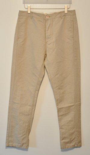 Levi's Pantalone boyfriend beige Tessuto misto