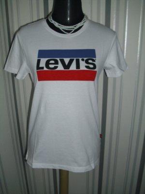 Levi's T-shirt blanc coton
