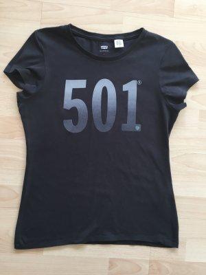Levis T-Shirt mit Druck auf der Brust