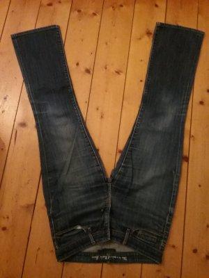 Levis vintage Jeans mit ausgestellten bein