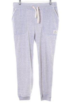 Lexington Pantalón deportivo gris claro look Street-Style