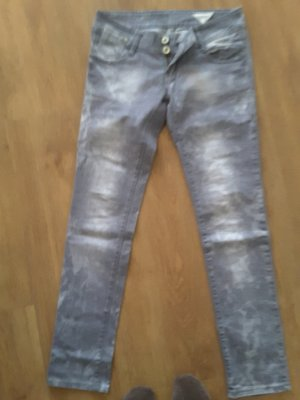 Lexxury Vaquero elásticos gris