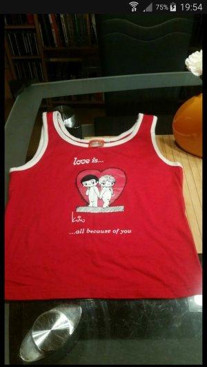 Liberty Shirt Gr.S Liebe ist...