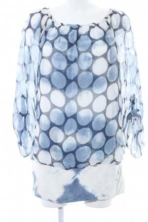 Liberty Tuniekblouse volledige print Beach-look