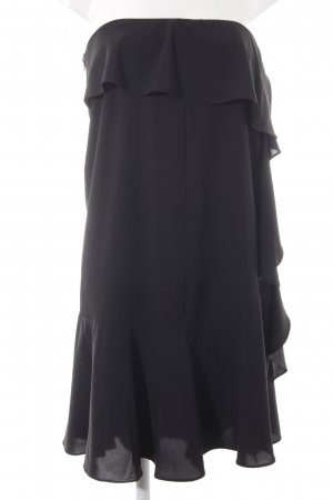 Liberty Flounce Skirt black elegant