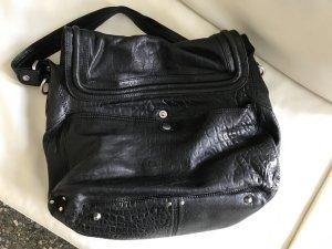 Liebeskind Berlin Shopper noir cuir