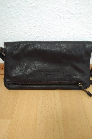 Liebeskind Berlin Handbag dark brown leather
