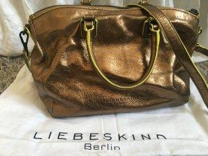 Liebeskind Berlin Bowlingtas veelkleurig Leer