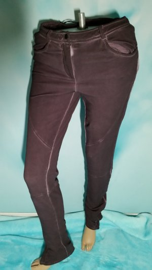 LiebeskindAubergineSweat Pants Gr 34 felpa vintage skinny