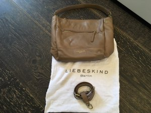 Liebeskind Berlin Carry Bag camel leather