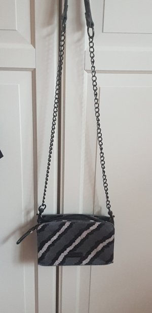 Liebeskind Berlin Abendtasche in Schlangenlederoptik