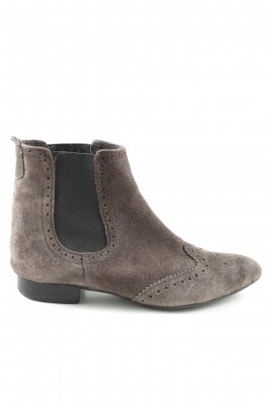 Liebeskind Berlin Chelsea Boot brun style d'affaires