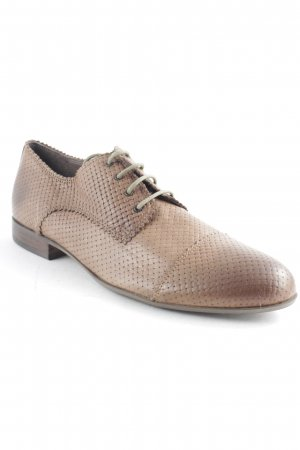 Liebeskind Berlin Derby light brown boyfriend style