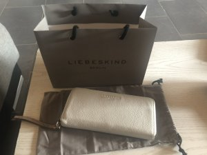 Liebeskind Berlin Wallet white-rose-gold-coloured