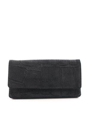 Liebeskind Berlin Wallet black allover print business style
