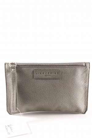 Liebeskind Berlin Wallet green grey-silver-colored casual look