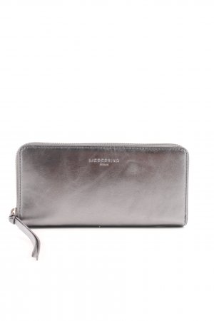 Liebeskind Berlin Wallet silver-colored casual look