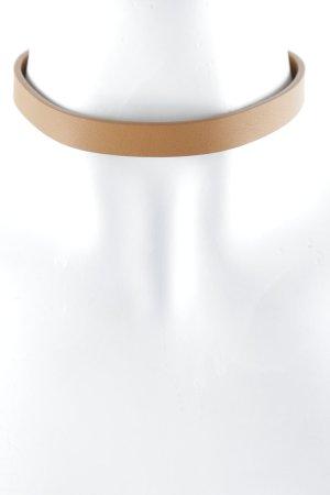 Liebeskind Berlin Necklace light orange simple style