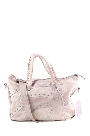 Liebeskind Berlin Handtasche beige-blasslila Farbverlauf Casual-Look