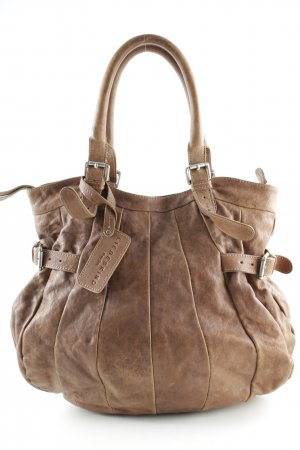 Liebeskind Berlin Handtasche bronzefarben Casual-Look