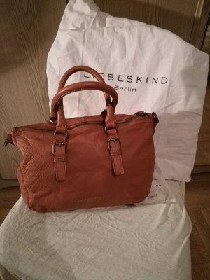 Liebeskind Berlin Carry Bag dusky pink leather