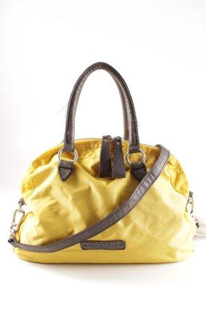 Liebeskind Berlin Handtasche gelb-graubraun Casual-Look