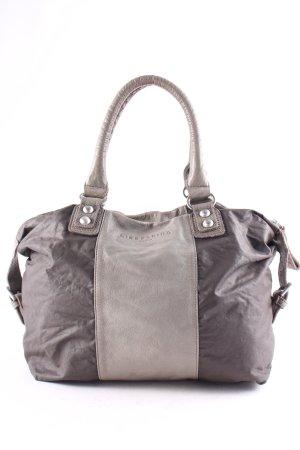 Liebeskind Berlin Handbag grey-grey brown street-fashion look